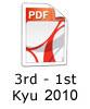 3rd-1st Kyu Kyu Syllabus pdf