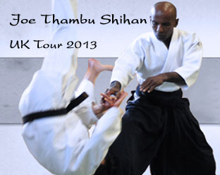 Joe Thambu Shihan UK Tour 2013