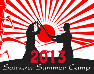 Samurai Summer Camp is back!!!