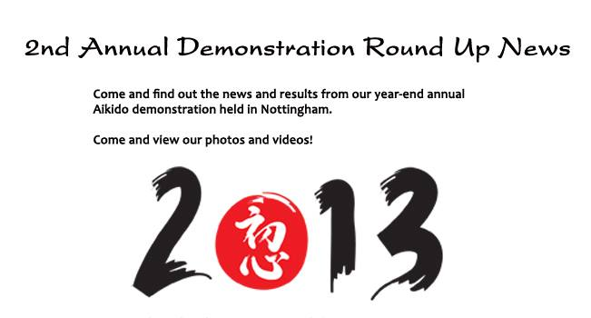 2nd Annual Demonstration Round Up News Come and find the news and results from our 2nd Annual demonstration. Come and view our photos and videos.
