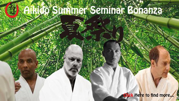 Aikido Summer Seminar Bonanza