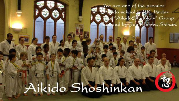 Premier Aikido Self Defence Martial Art School in Nottingham